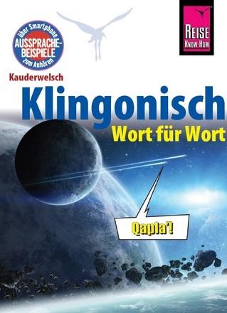 Cover von Kauderwelsch Klingonisch