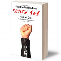 perspektivisches Vorschaubild Buch klingonische Hamletmaschine